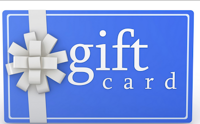 $25 GIFT CARD OR CERTIFICATE