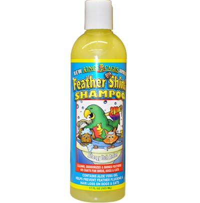 FEATHER BRITE SHAMPOO