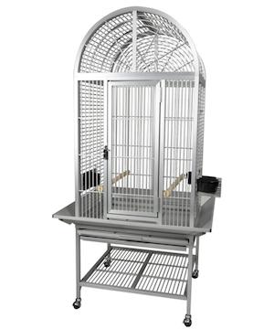 Aluminum Dome Top Cage ACA2522