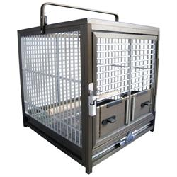 ALUMINUM TRAVEL CAGES