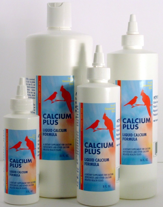 Morning Bird Calcium Plus Liquid