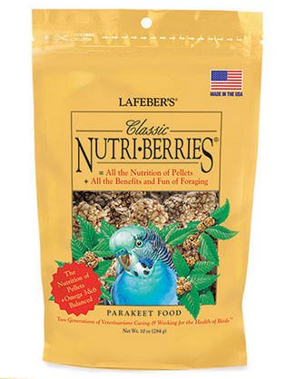 LF NUTRI-BERRIES/KEET 12.5OZ.
