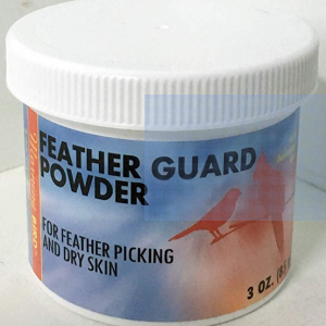 Morning Bird Feather Guard Powdered Supplement