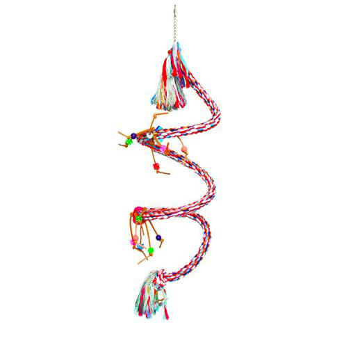KTO K044 Large Spiral Rope Swing Boing