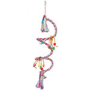 KTO K045 Medium Spiral Rope Swing Boing