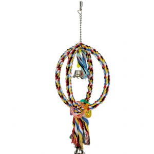 KTO K062S Braided Rope Globe Small