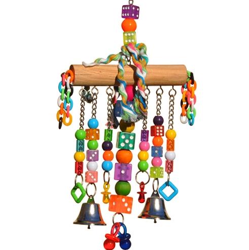 KTO K259 Dice Dangler on Chain