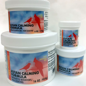 Morning Bird Avian Calming Powder