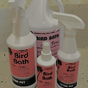 Natrapet Aloe Bird Bath