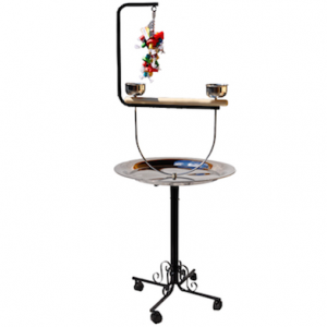 Metal Playstand Small  with Toy Hanger