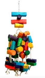 FUNMAX LARGE PARROT TOYS