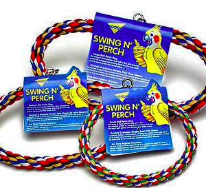 AS56202 SWING N PERCH ONE RING SMALL