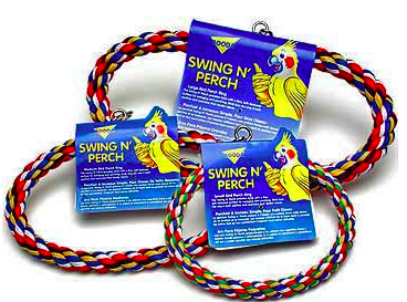 AS56204 SWING N PERCH ONE RING MEDIUM