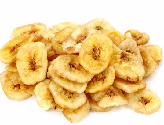 NEW MILLENNIUM Banana Chips sweetened 1 pound