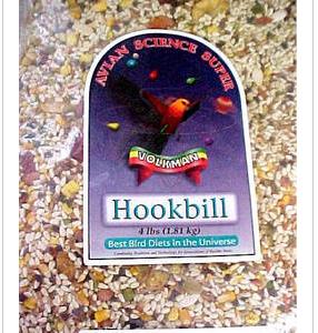 VOLKMAN HOOKBILL SUPER-4 LB.