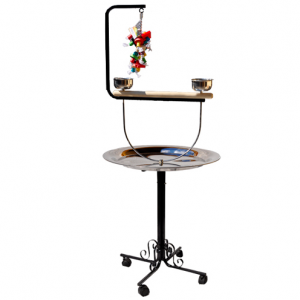 Metal Playstand Large with Toy hanger