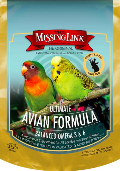 MISSING LINK AVIAN FORMULA