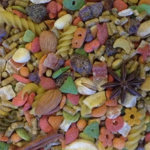 New Millennium Small Pellet Mix 3 pounds
